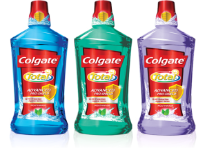 Colgate Total Advanced Mouthwash