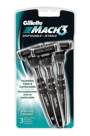 Gillette mach 3 manufacturer coupons
