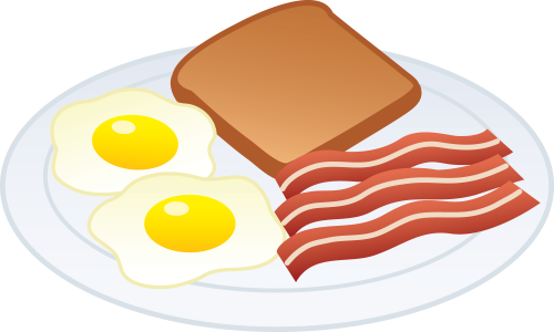 Breakfast Clip Art 1