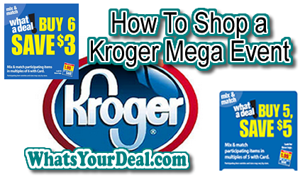 How to get kroger coupons