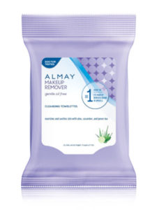 Almay Makeup Remover Wipes