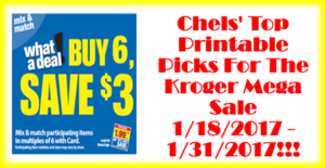 Chels Top Printable Picks For Mega Sale
