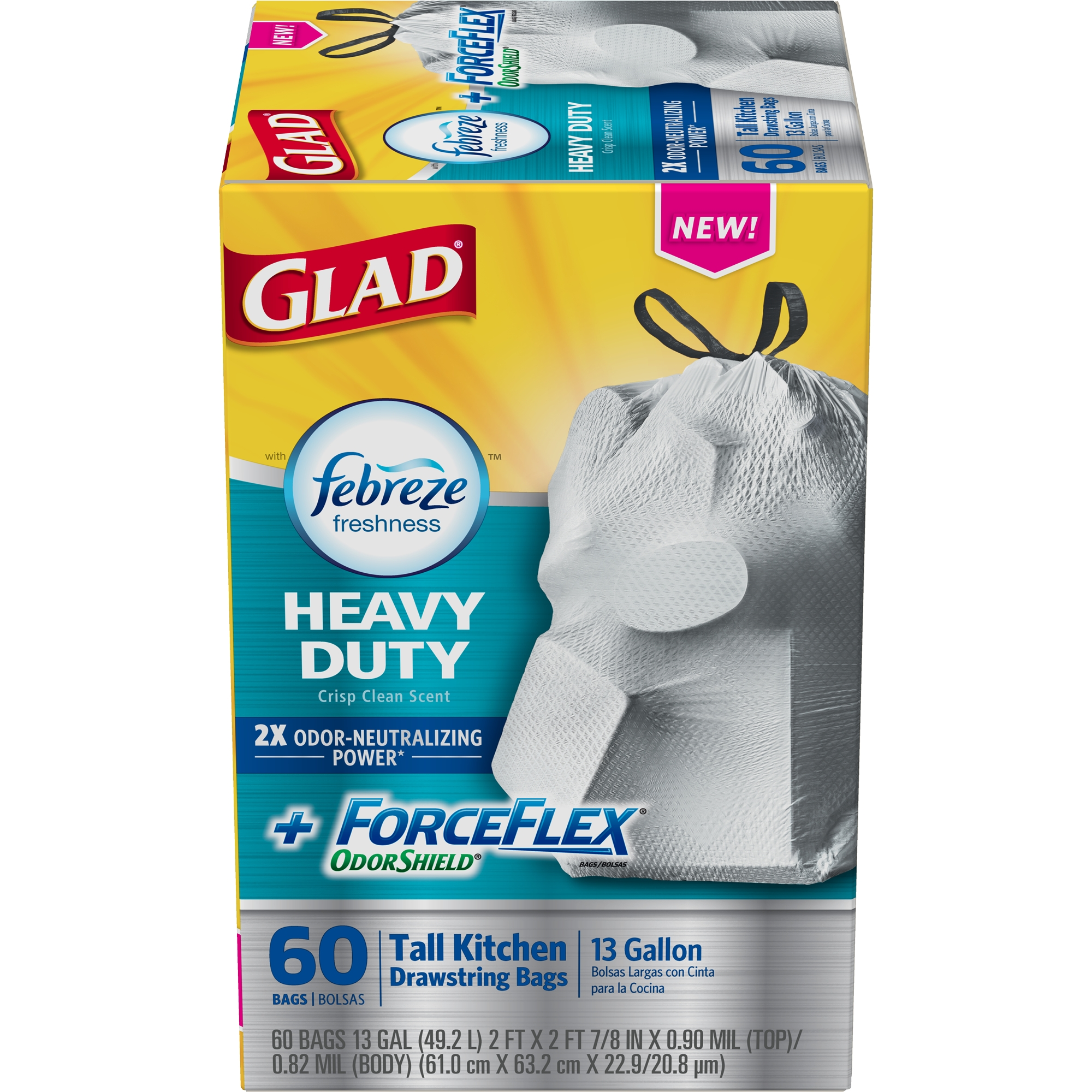 RUUNNN RIGHT NOW For This KILLER Deal On Glad Trash Bags Through 1 ...