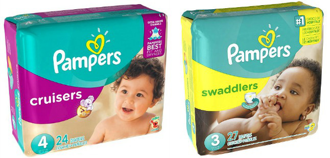 Pampers cruisers coupons