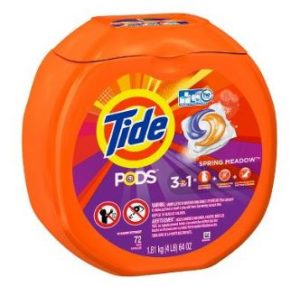 tide pods 72 ct
