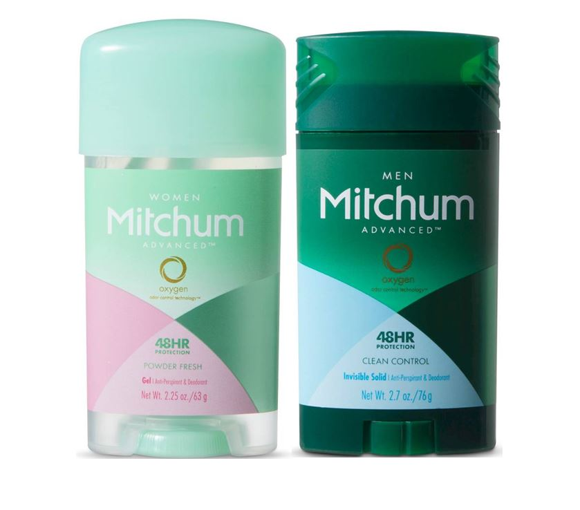 It is a picture of Exhilarating Mitchum Deodorant Printable Coupon