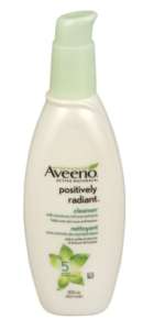 Aveeno Positively Radiant Cleanser just $1.32 @ Walmart! #couponcommunity #walmartcouponing #walmartdeals