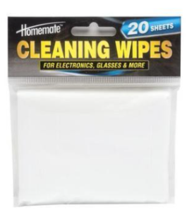 touchwipes