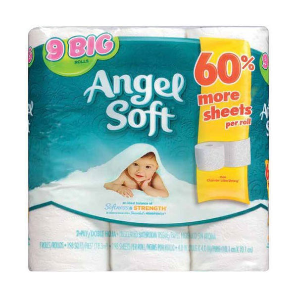 I M No Angel But I Do Love A Great Deal On Angel Soft Toilet Paper Couponcommunity