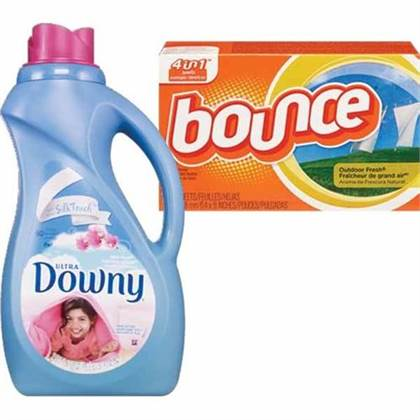 Coupon downy fabric softener