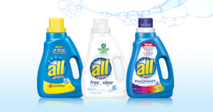 All Laundry Detergent