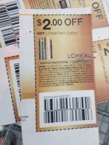 loreal eyeliner coupon