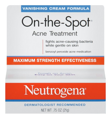 Neutrogena On the Spot Acne Treatment just $0.79 @ Target #couponcommunity #targetdeals #personalcare