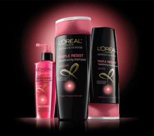 L'Oreal Advanced Shampoo & Conditioner