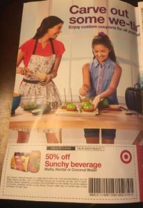 Target Booklet Coupon 2