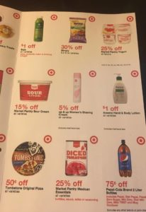Target Booklet Coupon 4