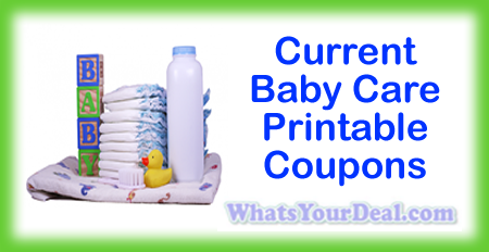 oh baby check out the baby coupons we have available babycoupons printables deannasdeals