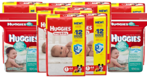 Huggies Wipes And Diapers