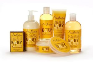 Shea Moisture Baby Products
