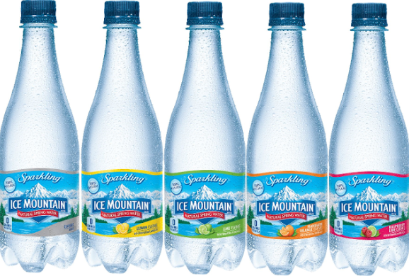 Ice Mountain® Brand % Natural Spring Water is sourced only from carefully selected springs for a crisp, clean taste. Learn how we keep folks around here refreshed with our spring and sparkling water .